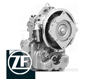 caja de cambios ZF Ergopower